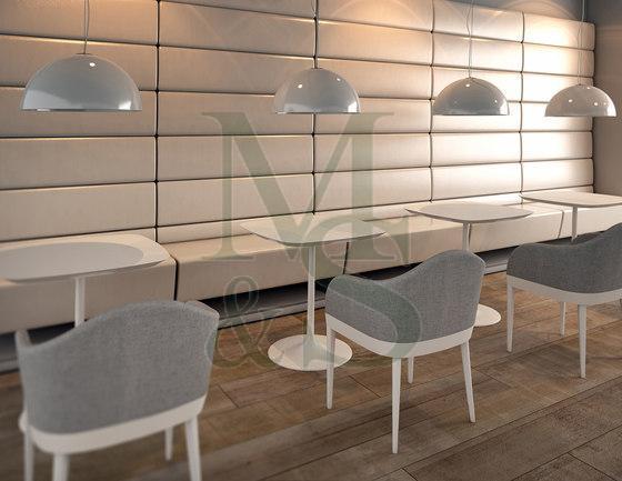 Les types de meubles banquettes de restaurant d for Plans banquette cuisine