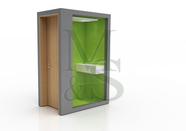 les types de meubles cabine t l phonique acoustique meubles et solutions. Black Bedroom Furniture Sets. Home Design Ideas